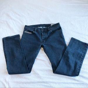 Diesel Jeans Safado Regular Slim Straight Jeans
